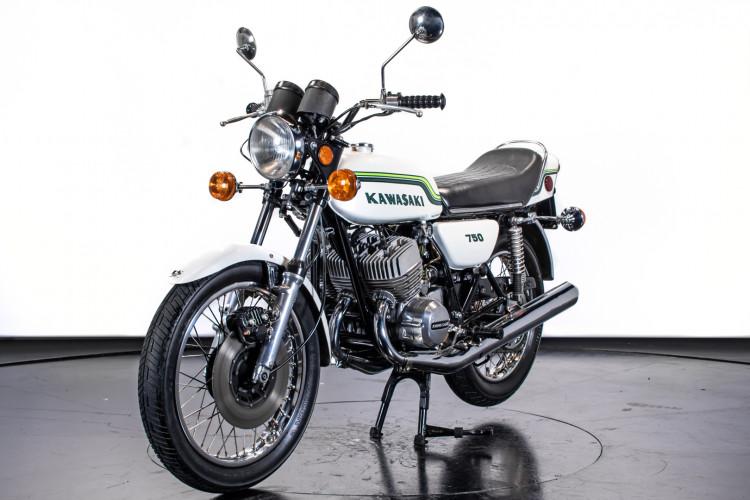 1972 Kawasaki 750 2