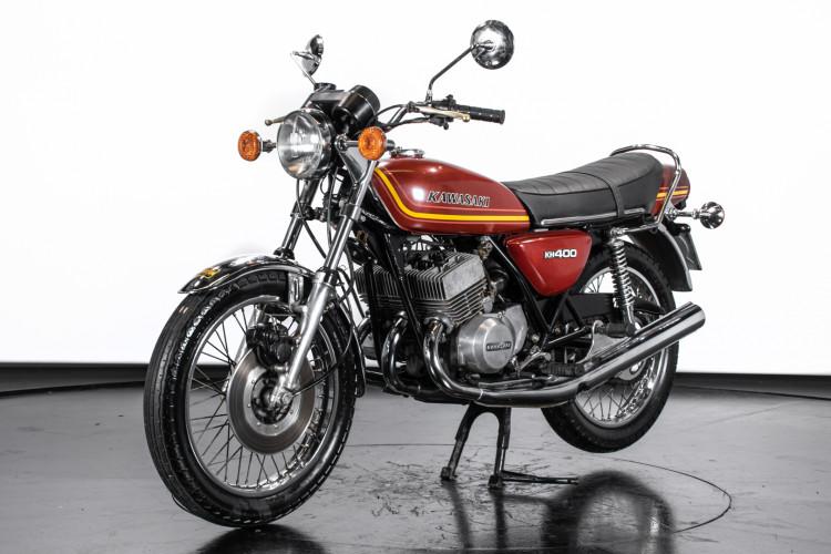 1976 Kawasaki KH 400 MACH III 4