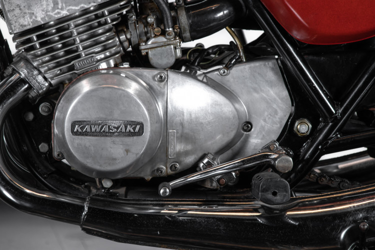 1976 Kawasaki KH 400 MACH III 6