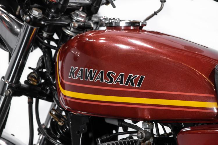 1976 Kawasaki KH 400 MACH III 8