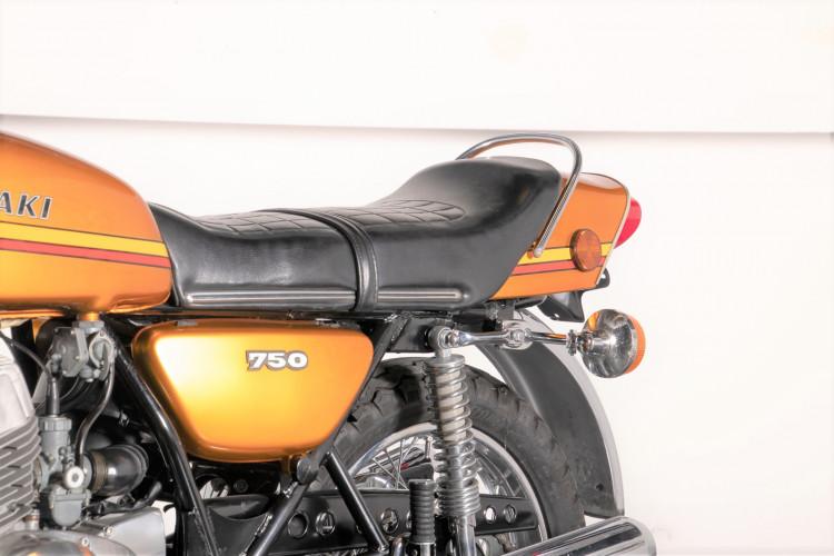 1972 Kawasaki H2 750 8