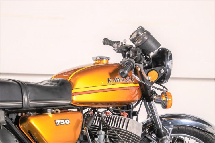 1972 Kawasaki H2 750 15