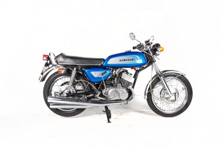 1971 Kawasaki H1A 500 2