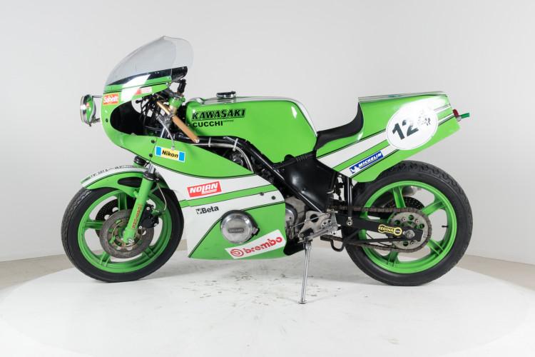 1977 Kawasaki Cucchi 1200 0