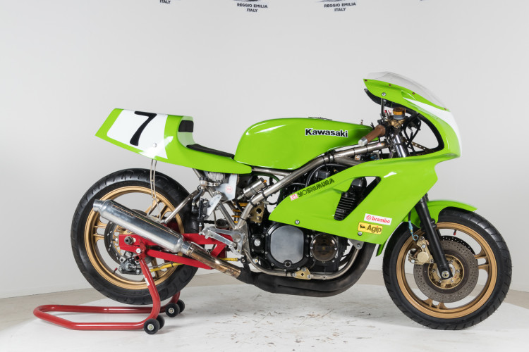 1981 Kawasaki Nico Bakker 2