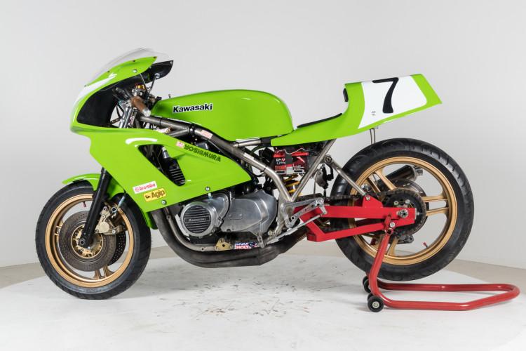 1981 Kawasaki Nico Bakker 0