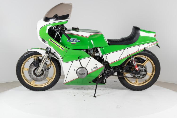 1977 Kawasaki Z1000 0