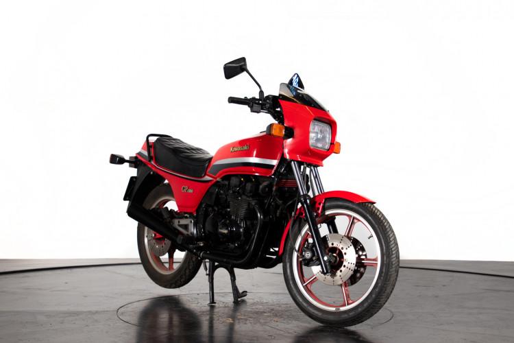1983 Kawasaki KZ 550 7