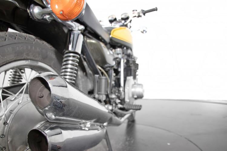 1973 Kawasaki 900 Testa Nera 9