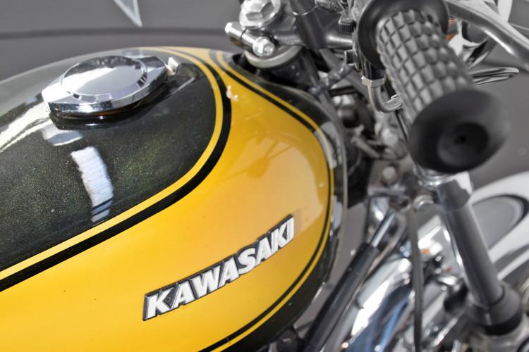 1973 Kawasaki 900 Testa Nera 15
