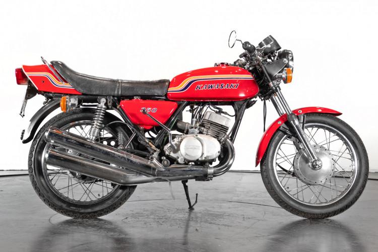 1972 Kawasaki 350 4