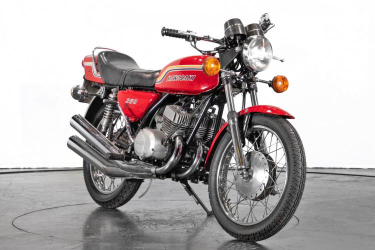 1972 Kawasaki 350 3