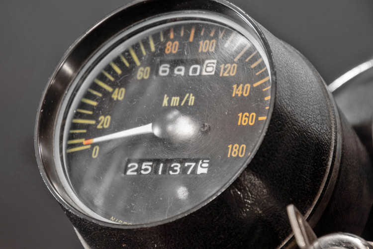 1972 Kawasaki 350 12