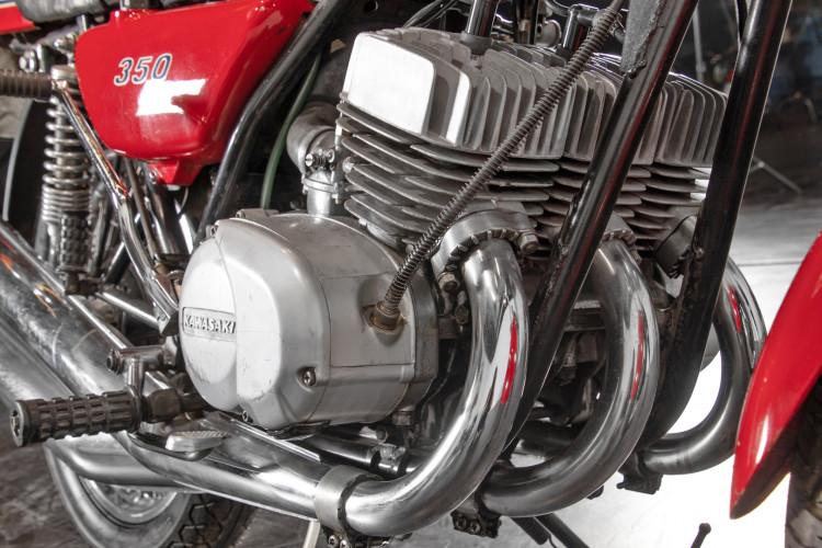 1972 Kawasaki 350 14