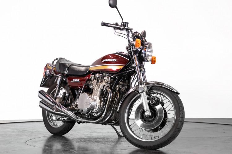1975 Kawasaki Z1 Super 4 2
