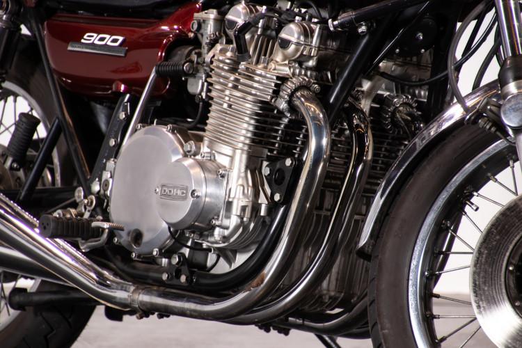 1975 Kawasaki Z1 Super 4 8