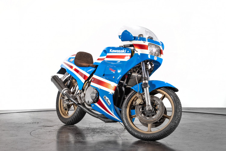 1973 Kawasaki Z900 Testa Nera 3