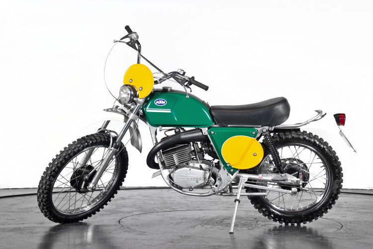 1974 KTM 100 0