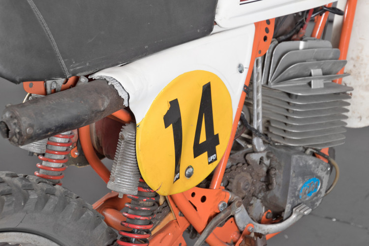1978 KTM 250 12