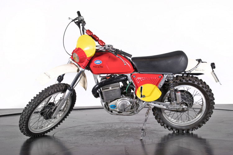 1975 KTM 250 0