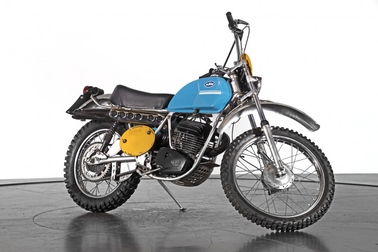 1973 KTM 175 GS 3