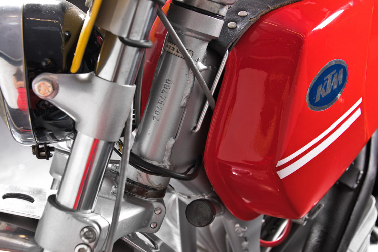1972 KTM 125 10
