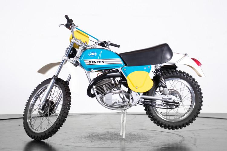 1972 KTM 125 GS 9