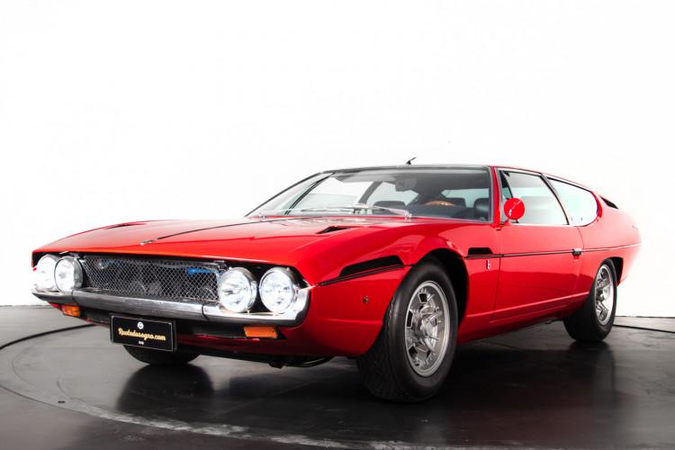 1970 Lamborghini Espada II° Serie 0