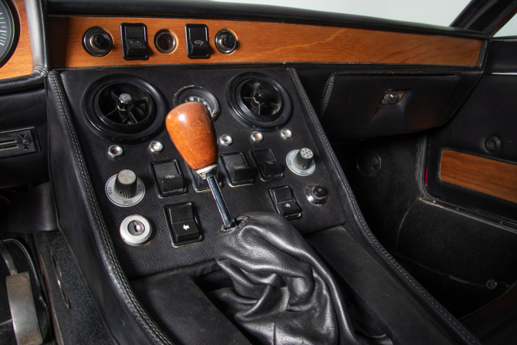 1970 Lamborghini Espada II° Serie 24