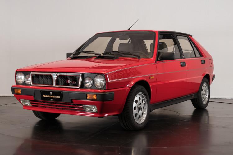 1987 Lancia Delta HF 4WD 0