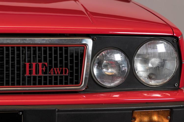 1987 Lancia Delta HF 4WD 20