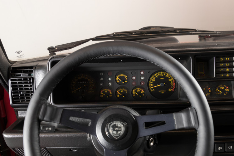 1987 Lancia Delta HF 4WD 12