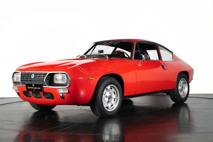 1972 Lancia fulvia sport zagato 1600 0