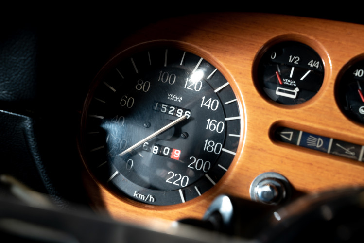 1972 Lancia fulvia sport zagato 1600 21
