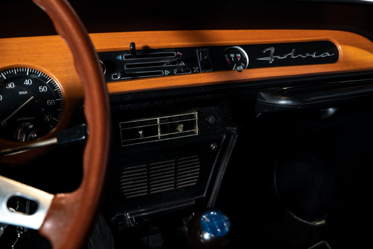 1972 Lancia fulvia sport zagato 1600 22