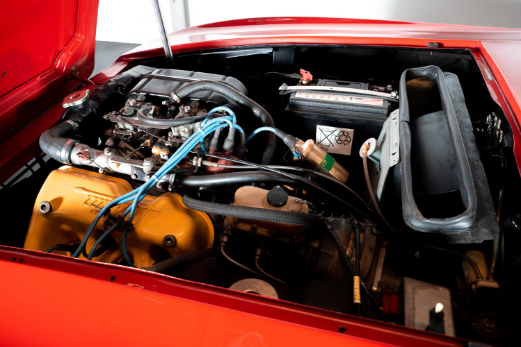 1972 Lancia fulvia sport zagato 1600 24