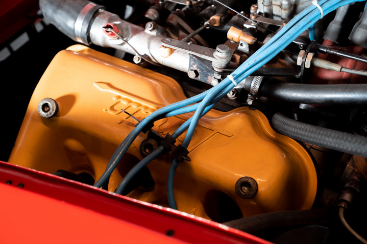 1972 Lancia fulvia sport zagato 1600 26