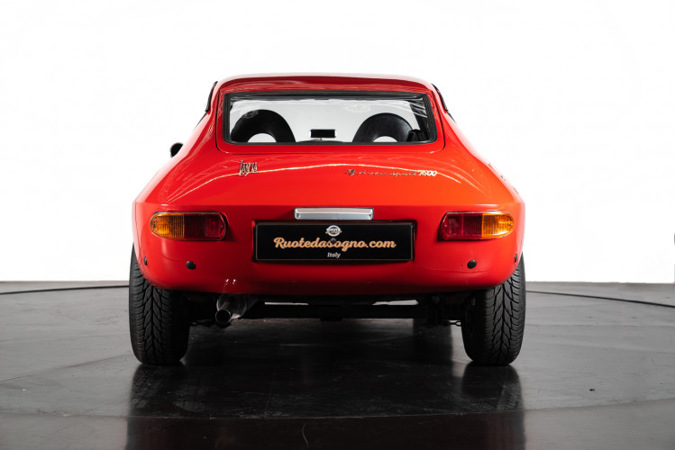 1972 Lancia fulvia sport zagato 1600 3
