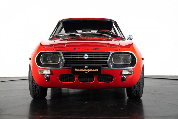 1972 Lancia fulvia sport zagato 1600 7