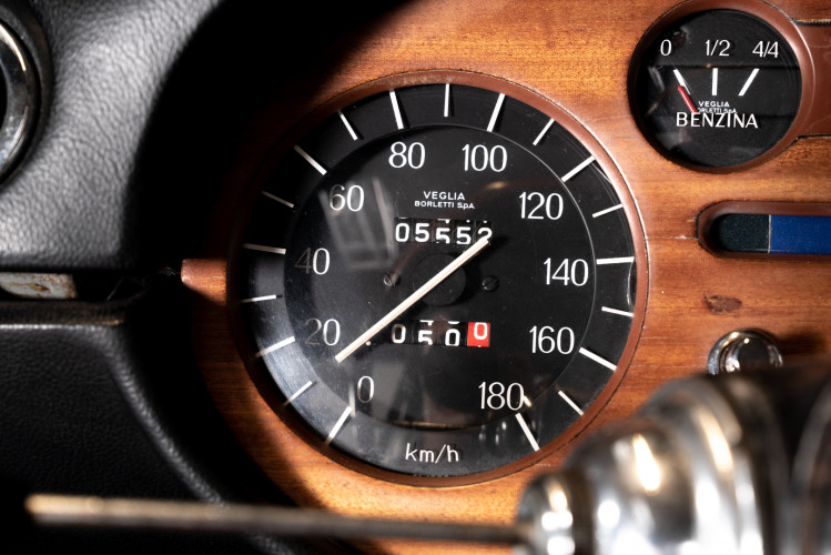1965 Lancia Fulvia Coupé 17