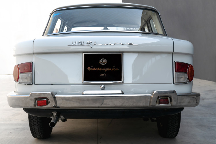 1966 Lancia Flavia 4