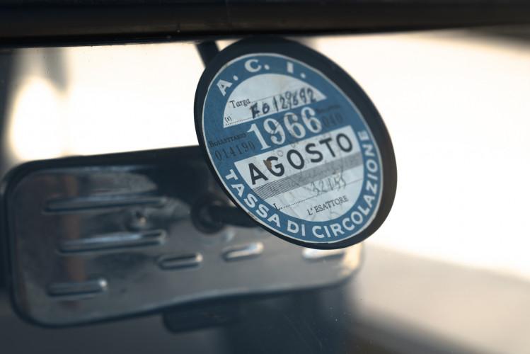 1966 Lancia Flavia 22