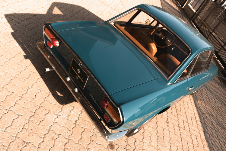1966 Lancia Fulvia Coupé 1.2 8