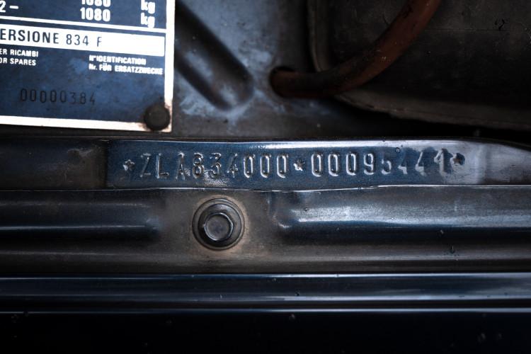 1987 Lancia Thema 8.32 Ferrari 35