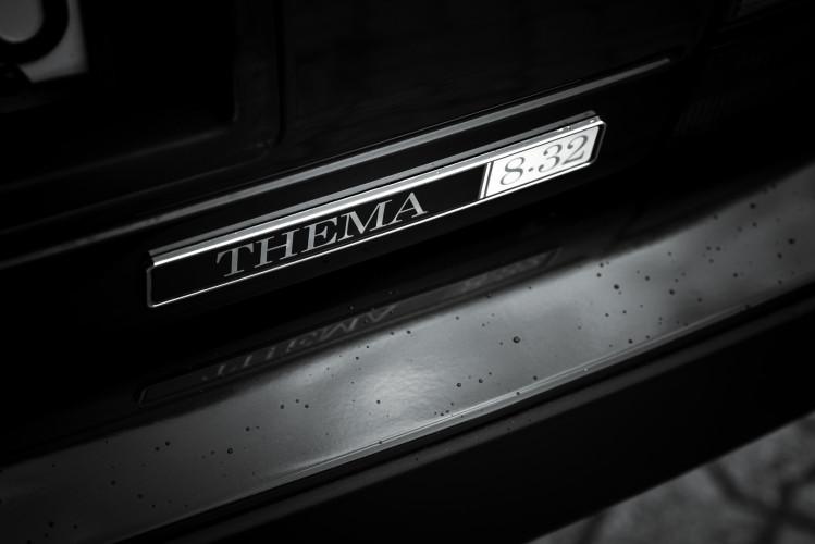 1987 Lancia Thema 8.32 Ferrari 40