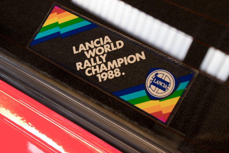 1989 Lancia Delta HF Integrale 16v 5