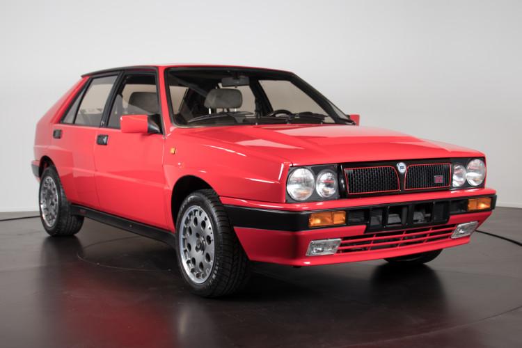 1989 Lancia Delta HF Integrale 16v 18
