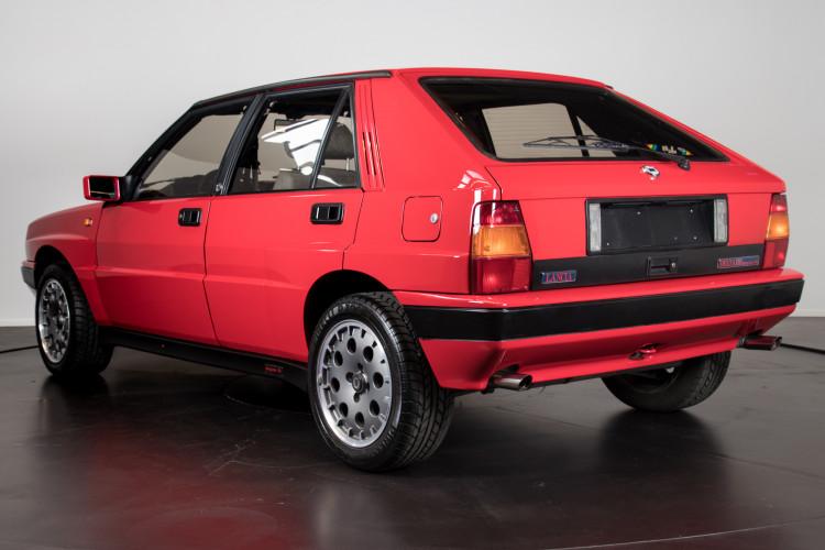 1989 Lancia Delta HF Integrale 16v 2