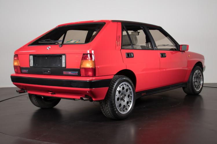 1989 Lancia Delta HF Integrale 16v 16