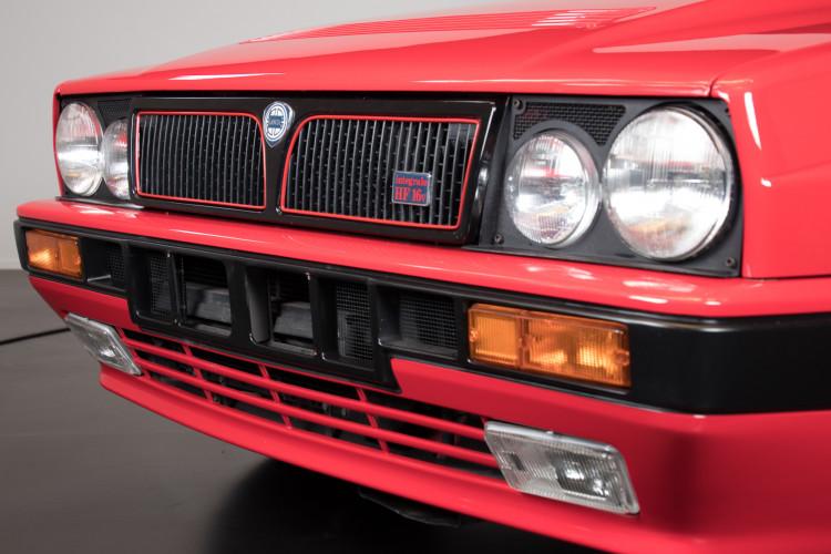 1989 Lancia Delta HF Integrale 16v 20